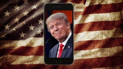 Apple CFO pours cold water on Trump's grand iPhone plans