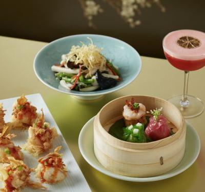 Yauatcha Review: A Festive Feast For Chinese New Year