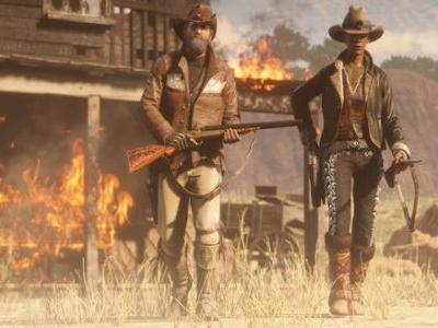 Red Dead Online's Newest Update Is the Largest One Yet