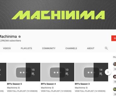 Machinima, one of YouTube's biggest and oldest channels, goes dark