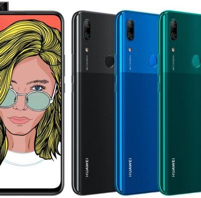 Huawei P Smart Z smartphone leaked, features a popup camera