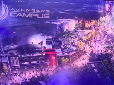 The Marvel Land Coming To California Adventure is Called AVENGERS CAMPUS and Here's Some Concept Art and Details