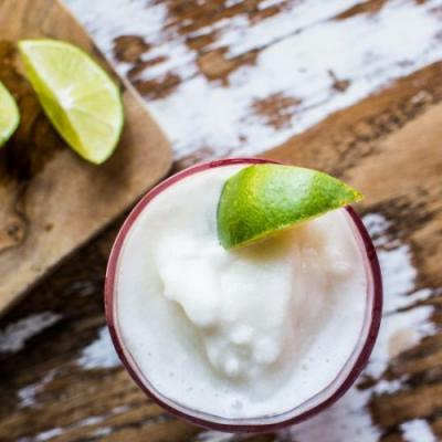 Coconut-Lime Margarita
