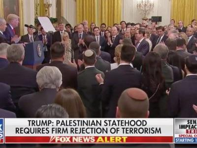 Trump's Much-Hyped Middle East Peace Plan Deemed a Nonstarter: 'Not a Peace Plan At All'