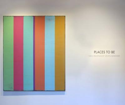 New Paintings at The Curator Gallery
