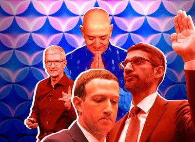 Big Tech CEOs' showdown with Congress: The antitrust hearing that wasn't