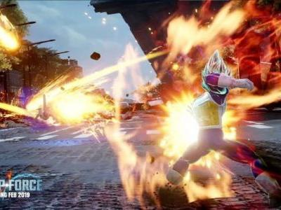 Jump Force Gets Awakening Trailer