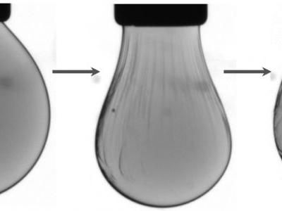 Scientists 'Squeeze' Nanocrystals in a Liquid Droplet Into a Solid-Like State - and Back Again