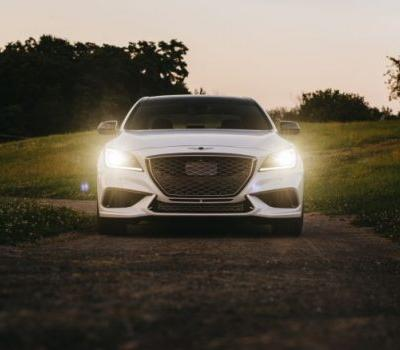 The Considered Power of the New Genesis G80 Sport