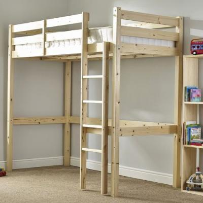 30 Luxury Loft Bunk Bed with Desk Graphics