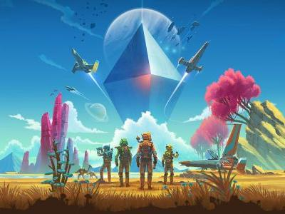 Almost Two Years After Release, No Man's Sky Finally Getting Multiplayer and More in Free Update