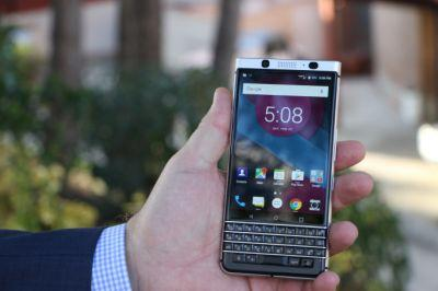 The BlackBerry Mercury is now the KeyOne