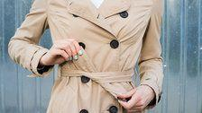 These 11 Practical Trench Coats With Hoods Will Actually Keep You Dry