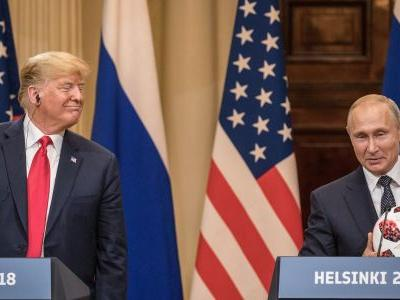 The White House had planned for Trump to 'push' Putin - but it didn't happen