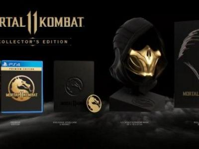 Check Out the Mortal Kombat 11 Kollector's Edition