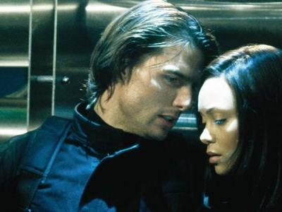The Time Tom Cruise Was So Stressed Thandie Newton Watched A Zit Grow On His Face