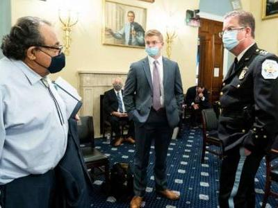 As More Lawmakers Test Positive, Congress Gets A Tough Reminder Of Coronavirus Risk