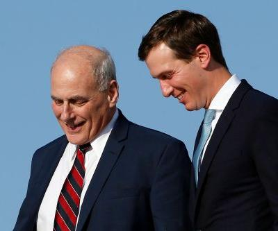 Trump ordered John Kelly to give Jared Kushner a security clearance