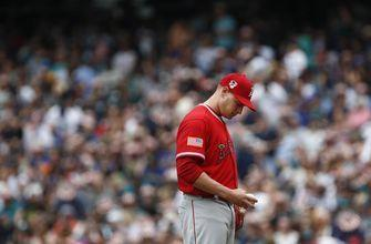 Garrett Richards to undergo Tommy John, lost for the season