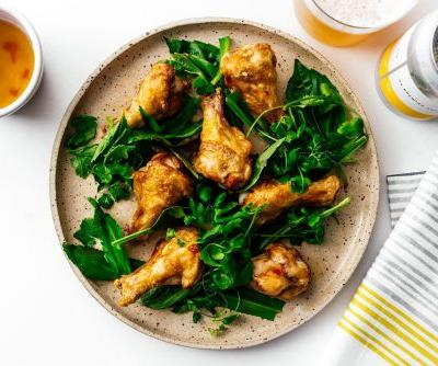 Extra Easy Pok Pok Style Fish Sauce Chicken Wings