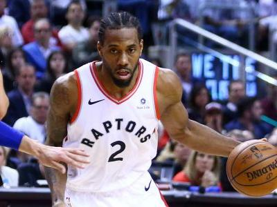 NBA playoffs 2019: Kawhi Leonard gets ridiculous bounce in game-winner to top 76ers