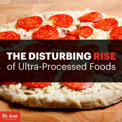 60 Percent of Our Diet?! Ultra-Processed Foods