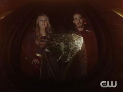 Supergirl Discovers Part of Krypton Survived in New Episode Promo
