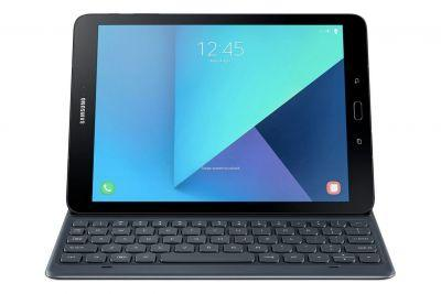 Galaxy Tab S3 and keyboard cover show up in new leaked image