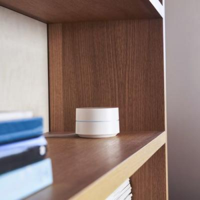 Expand your network's reach with a Google Wifi router at its new $100 price