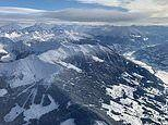 Pilot captures stunning timelapse footage of the approach through the Alps to Innsbruck Airport