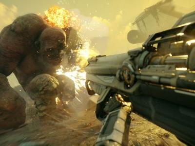 """RAGE 2 Leak Timing Was """"Quite Nice"""", Pre-E3 Reveal Discussed"""