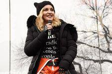 Madonna Defends Anti-Trump Speech at Women's March