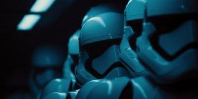 POTD: Rian Johnson Shares 'Star Wars: The Last Jedi' Set Photo with Updated Stormtroopers