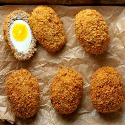 All the Ways We Love Hard-Boiled Eggs