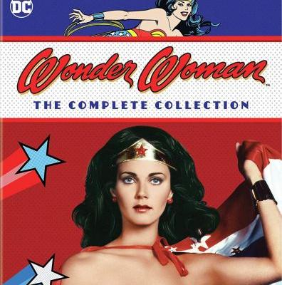 WONDER WOMAN: THE COMPLETE COLLECTION Is Coming To Blu-ray For The First Time Ever