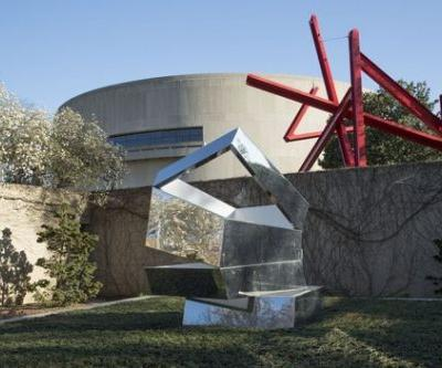 Hiroshi Sugimoto Designs New Sculpture Garden for the Hirshhorn Museum