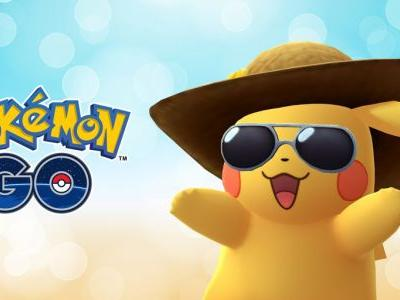 Squirtle isn't the only Pokemon with sunglasses in Pokemon Go