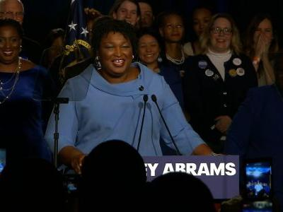 Stacey Abrams refuses to concede Georgia governor's race, argues it's too close to call