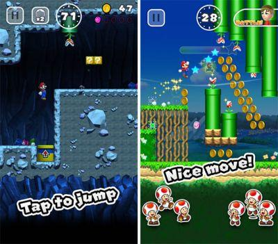 'Super Mario Run' Launches on App Store for iPhone and iPad