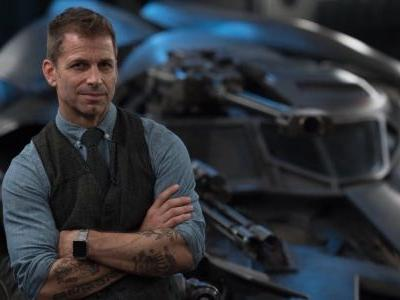 Zack Snyder's Son Reviews Justice League, Takes Shot at WB Meddling