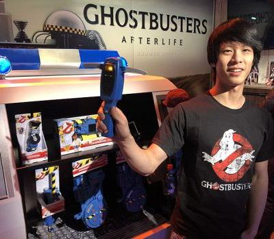 Hasbro Ghostbusters: Afterlife Toy Fair Gallery!