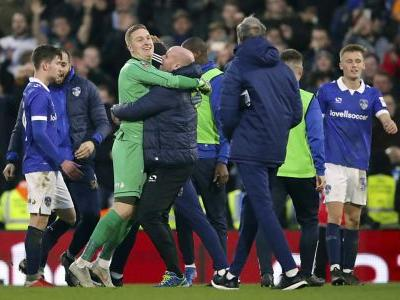 Oldham, Barnet produce big upsets in FA Cup
