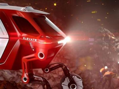 The Hyundai Elevate Is A 'Walking Car' That's Ready For The Apocalypse