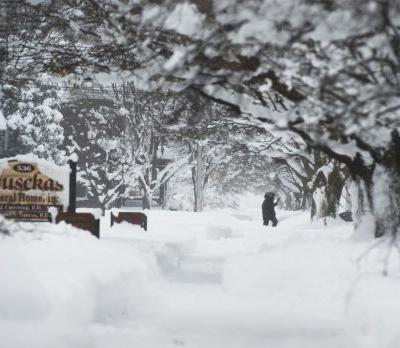 Here's when the 'bomb cyclone' will hit, how cold it will be, and how much snow will fall on the East Coast