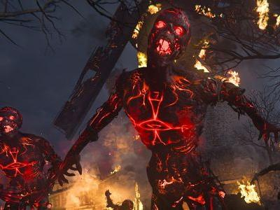 Call Of Duty: Vanguard's Zombie mode shows new supernatural powers