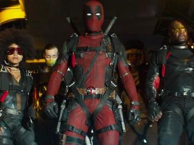 Here's How 'Deadpool 2' Pulled Off That Big X-Force Moment