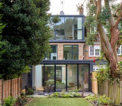Canonbury House / Studio 30 Architects