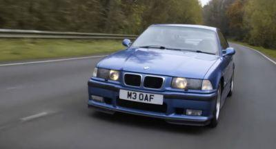What You Learn In A Year Of Owning A Cheap 20-Year-Old BMW M3