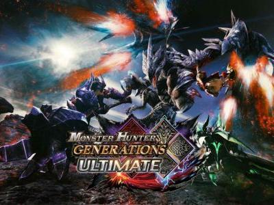 Monster Hunter Generations Ultimate Demo Strikes Tomorrow