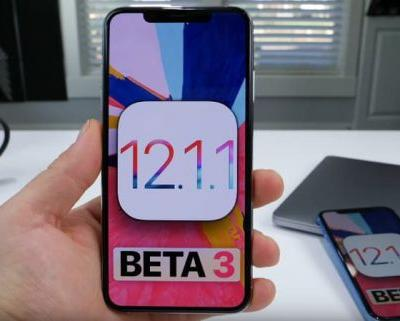 Whats new in iOS 12.1.1 Beta 3